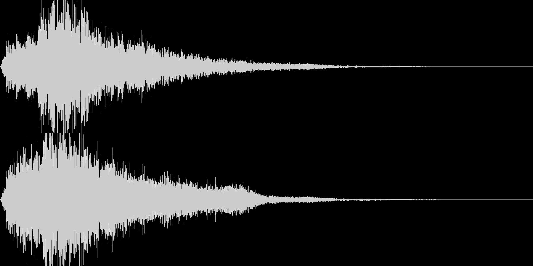 魔法18(回復・光・防御・補助系)の未再生の波形