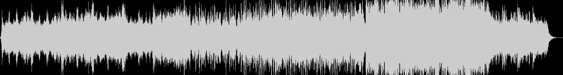 ドラゴンブレイド第7弾目です。の未再生の波形