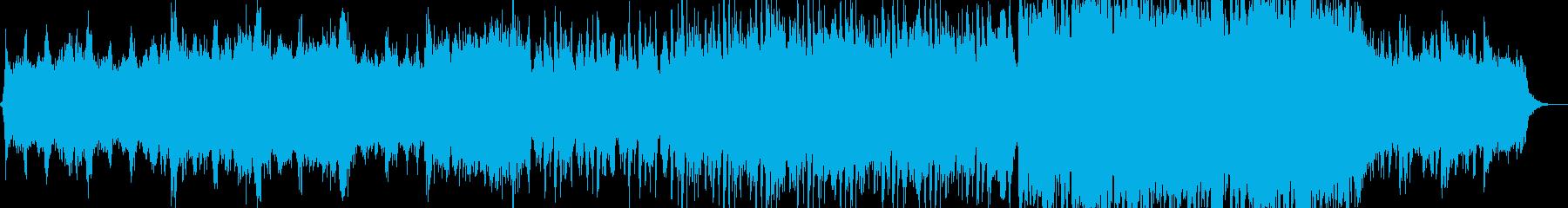 ドラゴンブレイド第7弾目です。の再生済みの波形