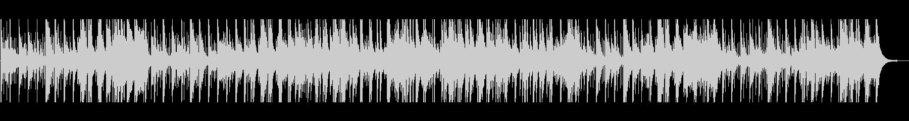 エレガントなジャズワルツの未再生の波形