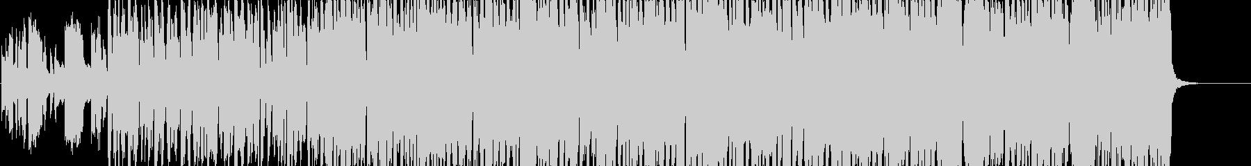 ダンサブルな洋楽Pops/Discoの未再生の波形