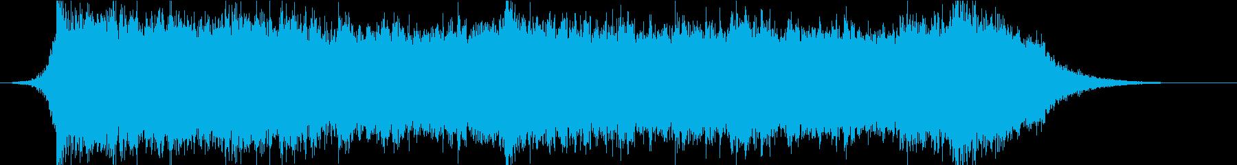 現代の交響曲 クラシック交響曲 前...の再生済みの波形