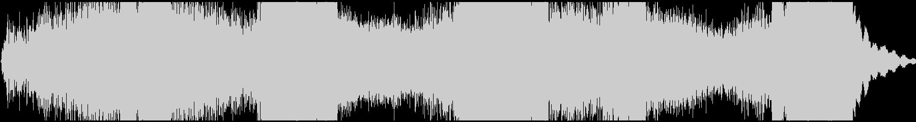ドローン 腸01の未再生の波形