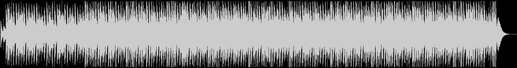 クールな生ピアノとシンセメロ VPやCMの未再生の波形