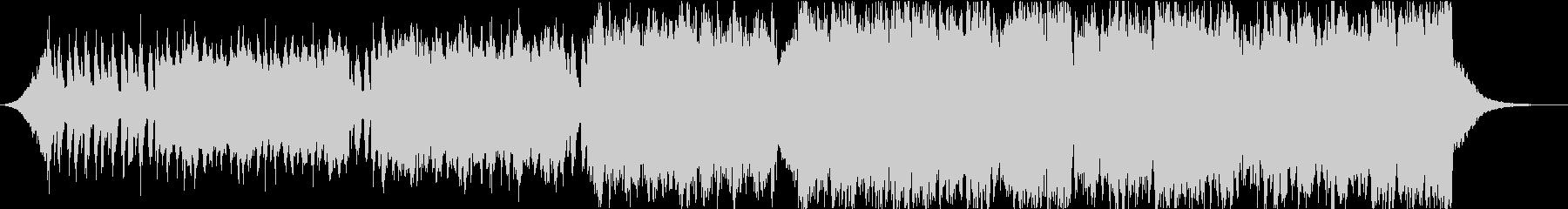 艶やかなバイオリンのBGM 企業B23 の未再生の波形