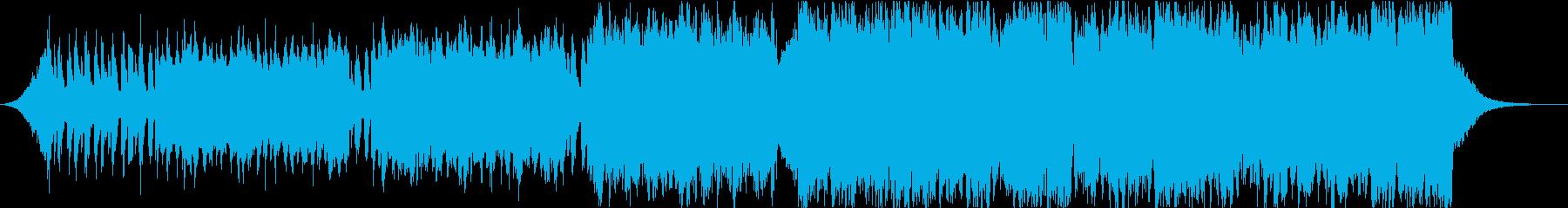 艶やかなバイオリンのBGM 企業B23 の再生済みの波形