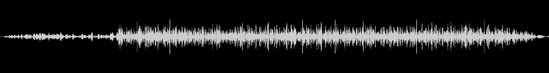 ラジオスタティック3の未再生の波形