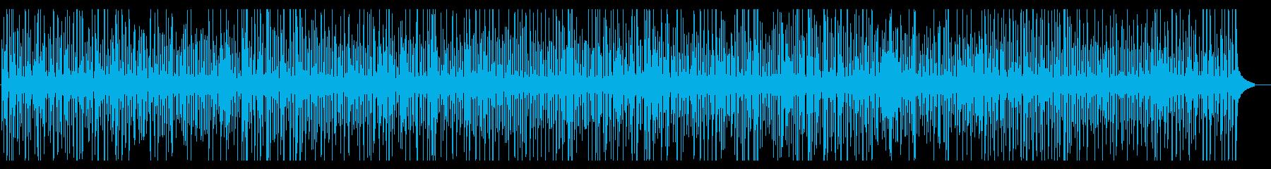 切ない・哀愁・アコーディオン・疾走感の再生済みの波形