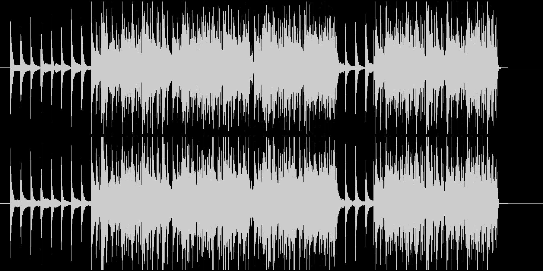 【Lofi hiphop】チル/勉強にの未再生の波形