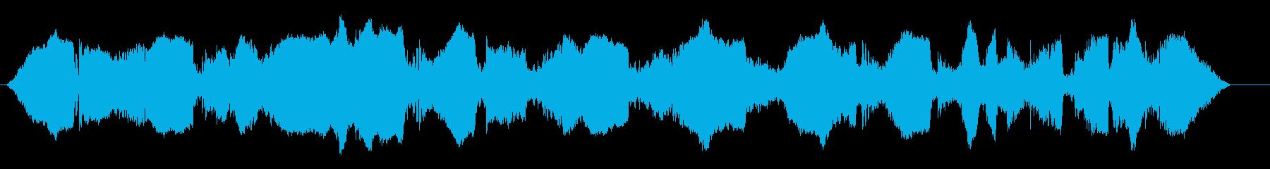 FIA GTカー;アウェイ(数)ア...の再生済みの波形