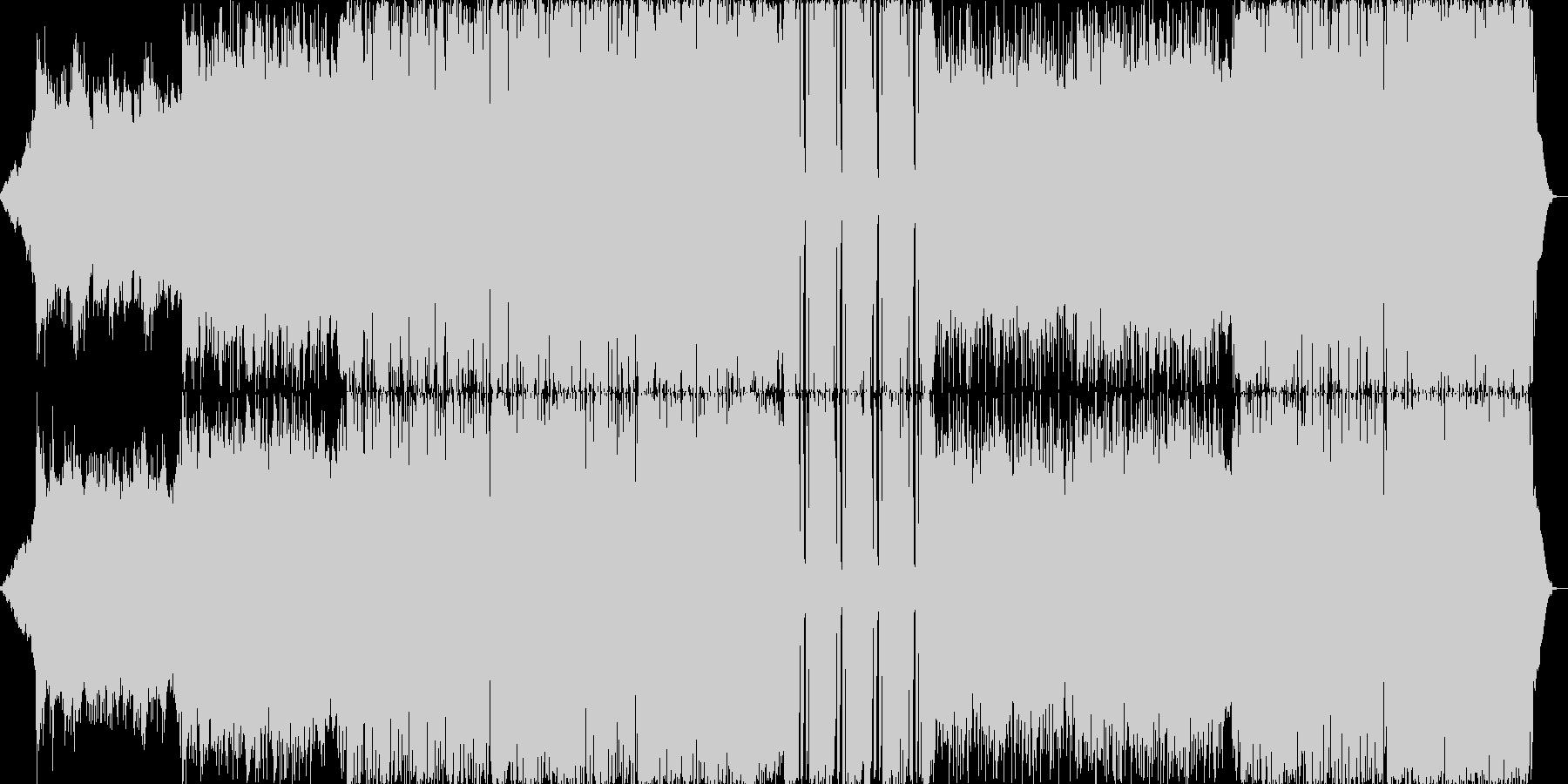 法人 アクション 技術的な ハイテ...の未再生の波形