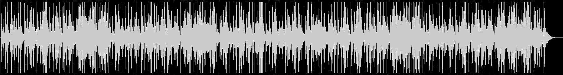 故郷(ふるさと)ウクレレカバーの未再生の波形