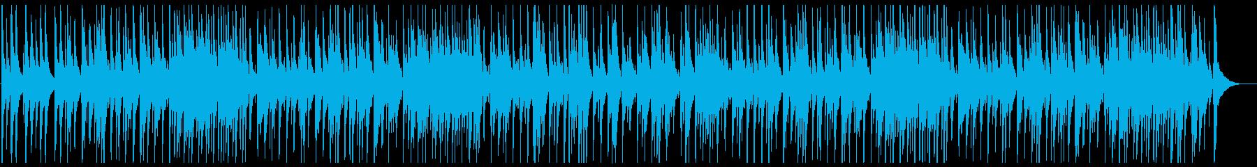 故郷(ふるさと)ウクレレカバーの再生済みの波形