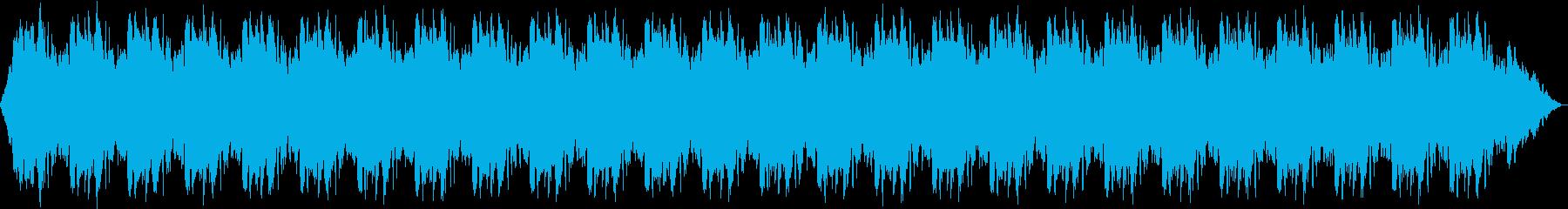 魔法詠唱、魔法発動、独白 10の再生済みの波形