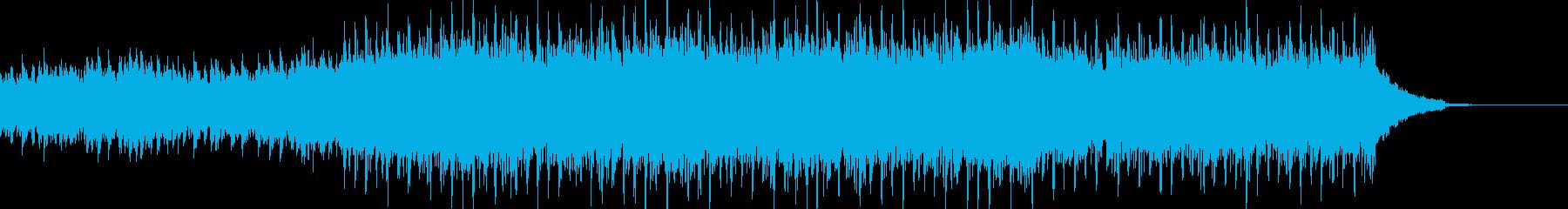 Dream popの再生済みの波形