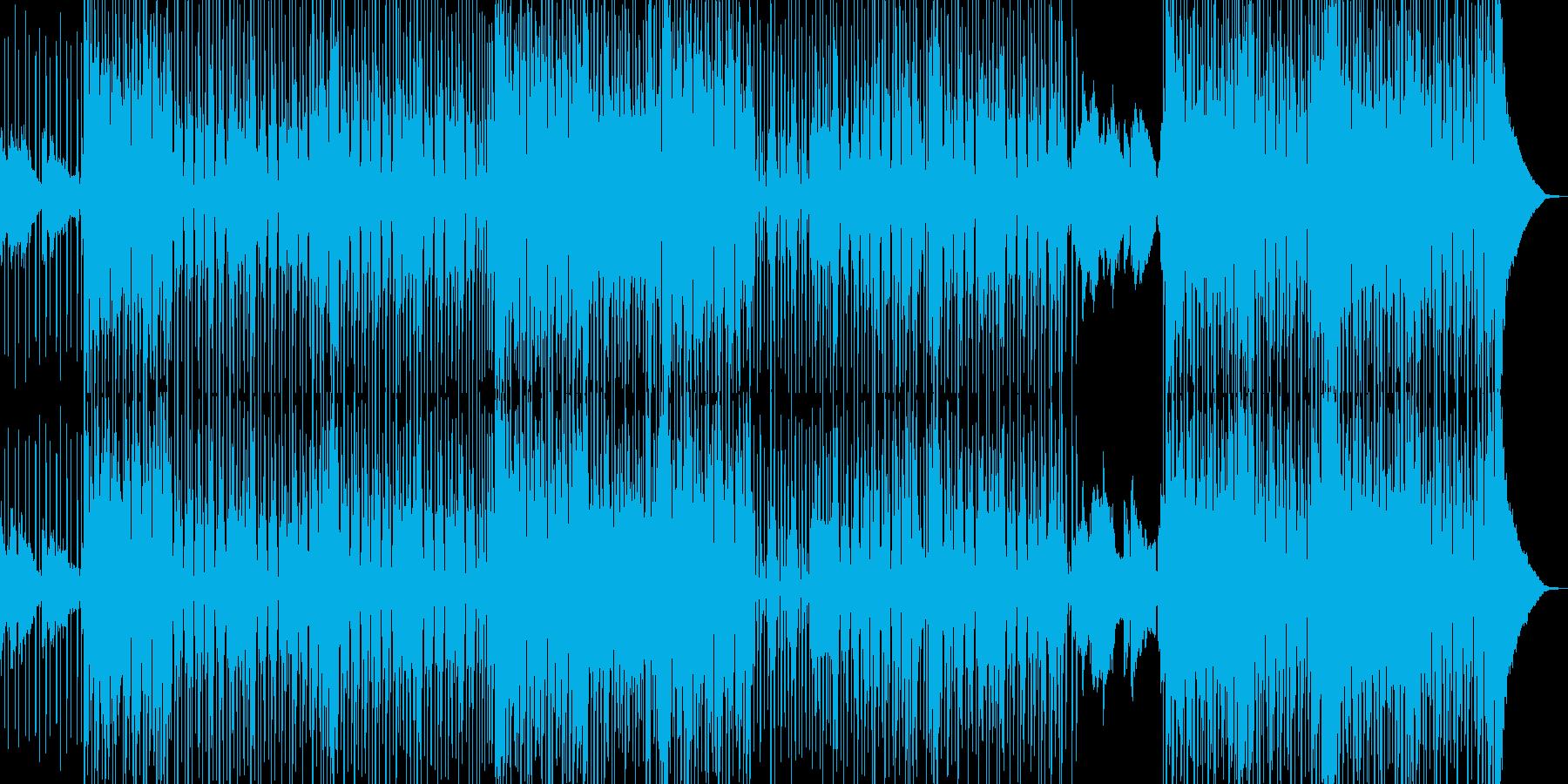 オシャレ切ないR&B シンセ無B2の再生済みの波形