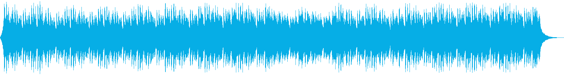 現代的 交響曲 アンビエント コー...の再生済みの波形