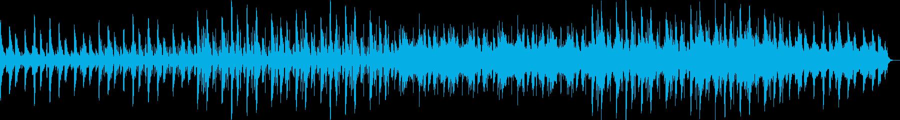 幻想的な雰囲気の優しいlo-fiチューンの再生済みの波形