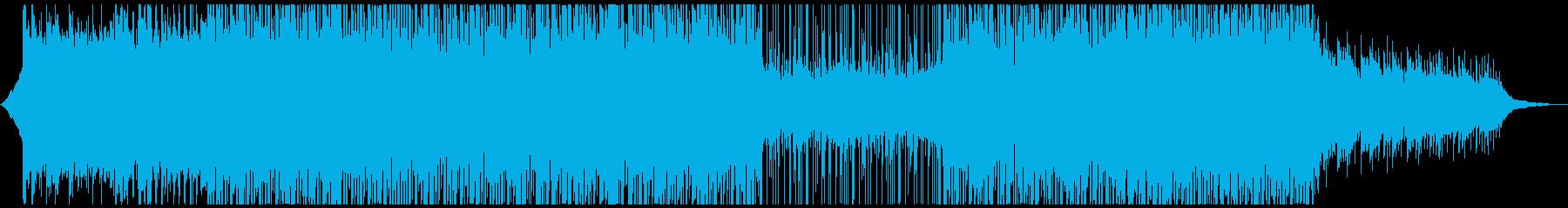 アンビエント 企業イメージ ポジテ...の再生済みの波形