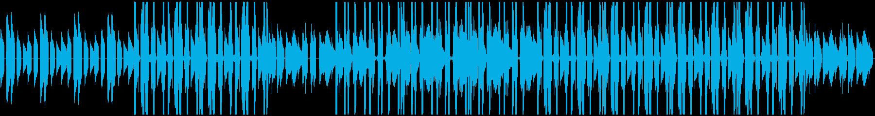 エレピ Lo-fi HipHop2の再生済みの波形