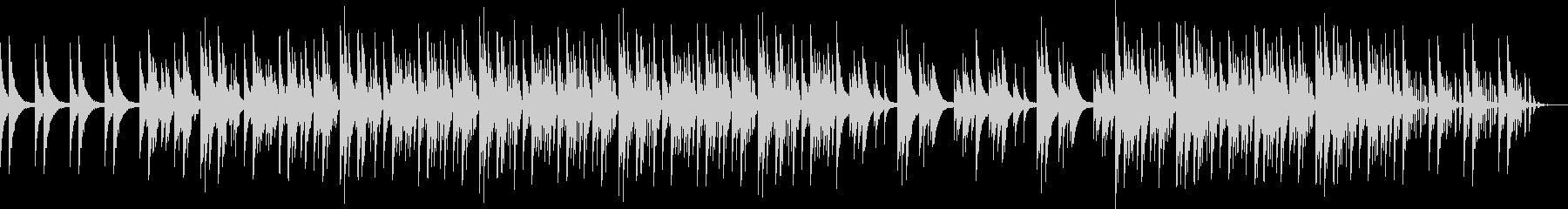 スローノービートロングバージョンの未再生の波形