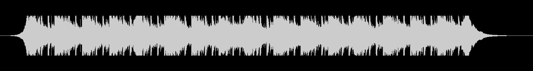 医学的背景(45秒)の未再生の波形