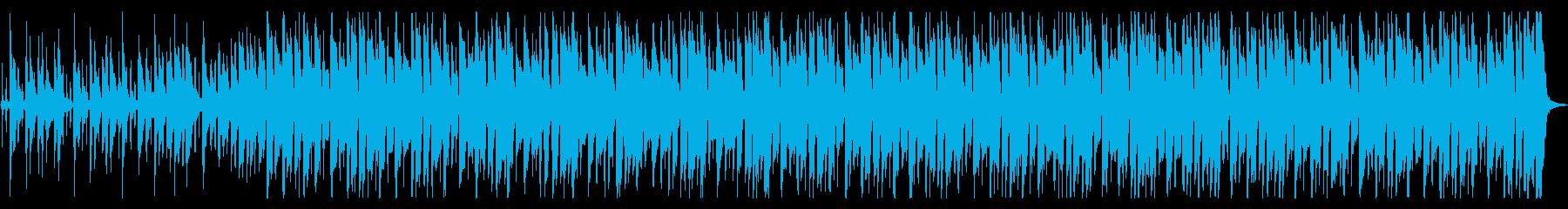 ウクレレと口笛・軽快なポジティブポップスの再生済みの波形
