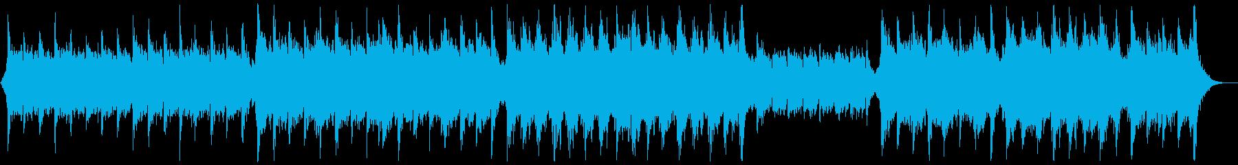 華やかなピアノ&オーケストラ:ブラス抜きの再生済みの波形