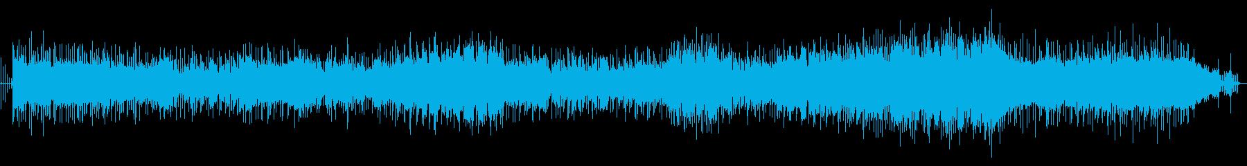 安定感ある骨太なミドルロックバラッドの再生済みの波形
