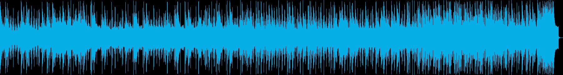8bit ポップな宇宙空間 1コーラス版の再生済みの波形