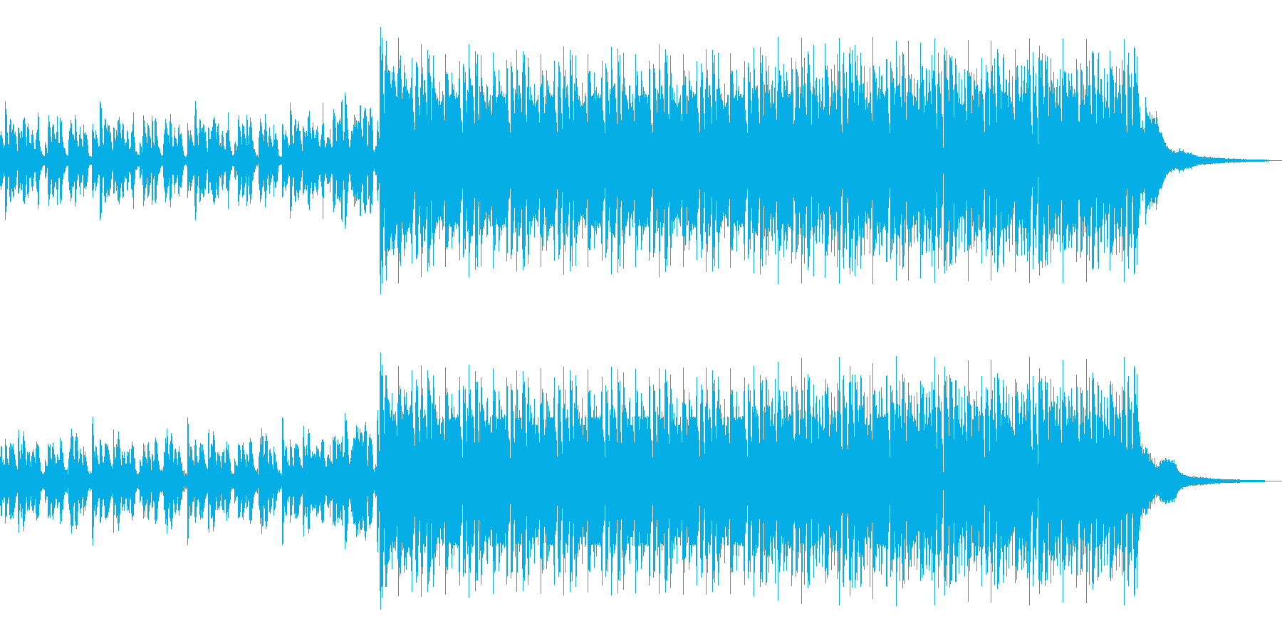 アーバン、ミニマリスト、シンプル。...の再生済みの波形