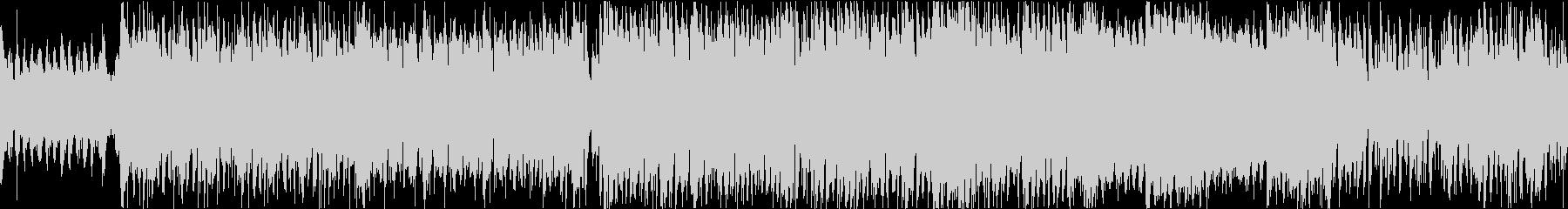 さわやかなケルト曲(ループ)の未再生の波形