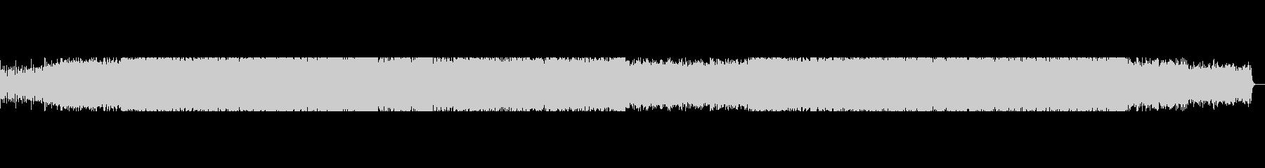 シンセ・和楽器の童謡的なメロディのハウスの未再生の波形