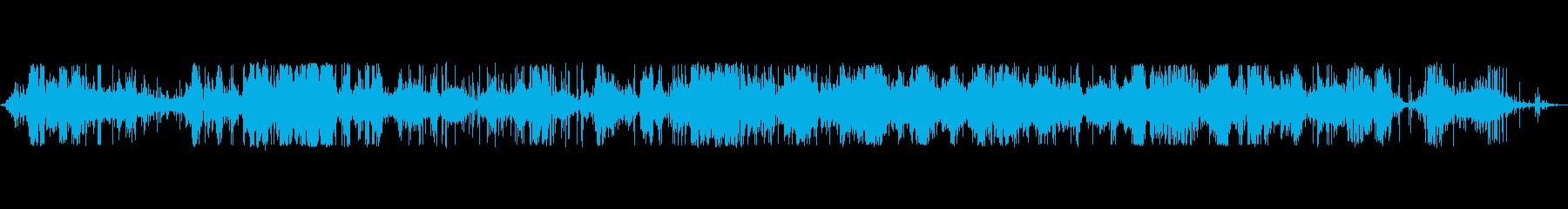 アイスチップ:一緒に連続的にスラッシュの再生済みの波形