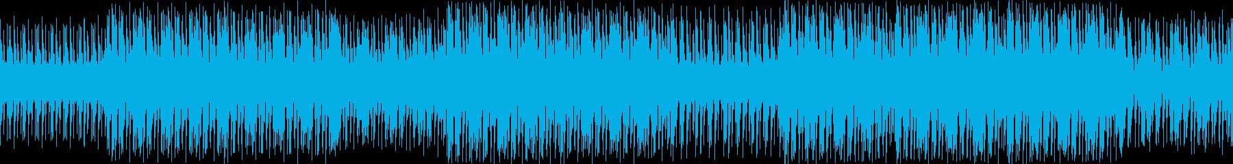 テレビゲーム 技術的な 繰り返しの...の再生済みの波形