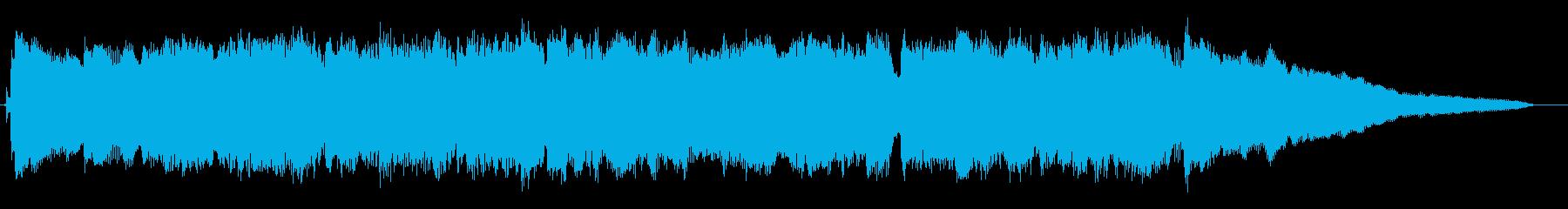 エレクトリックギター:ロックリフ、...の再生済みの波形