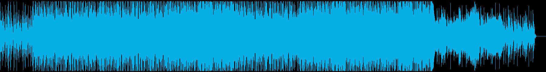戦闘中のBGMにお使いいただけます。の再生済みの波形