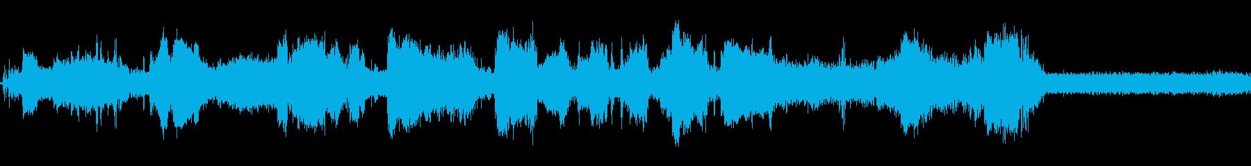 車のポンティアックインテリア複数の再生済みの波形