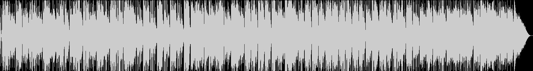 ジャングリーリズムギター、流れるオ...の未再生の波形