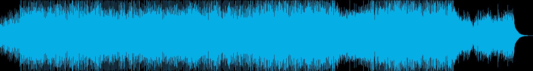 ピアノが爽やかなポップス 映像・VP等にの再生済みの波形