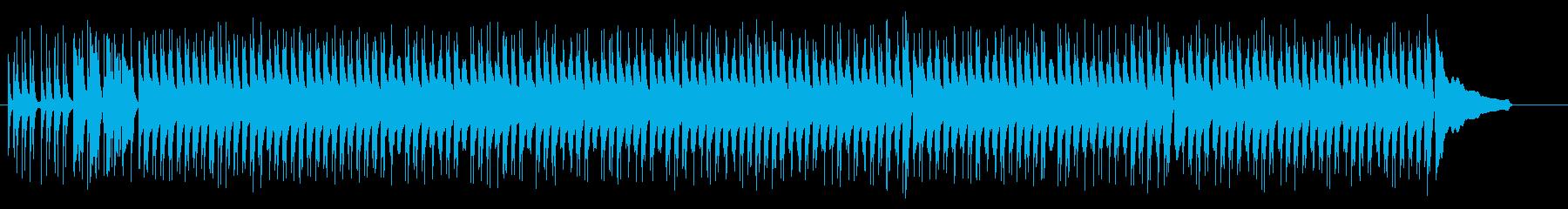 【リズム抜】明るく軽快な沖縄/観光/三線の再生済みの波形
