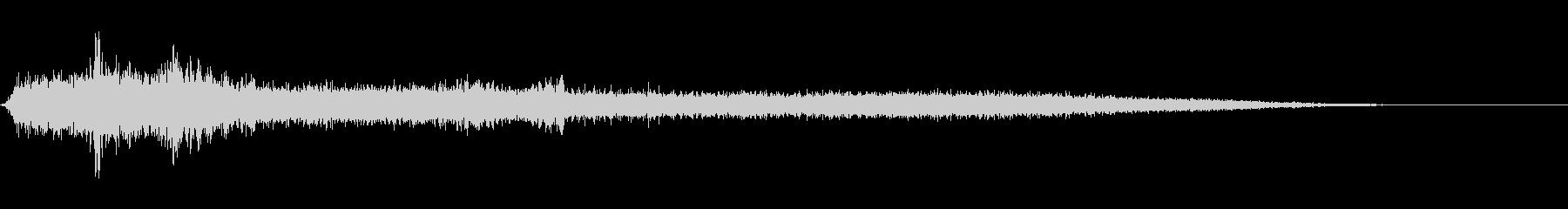 【生録音】 早朝の街 交通 環境音 18の未再生の波形