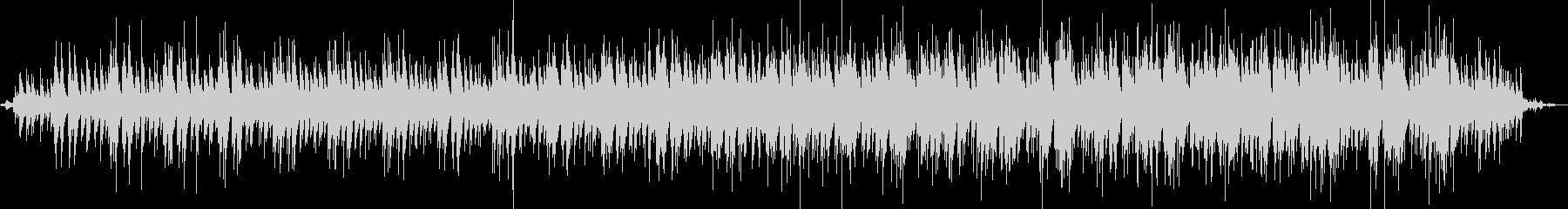 ピースフルなクラシックギターアンビエントの未再生の波形