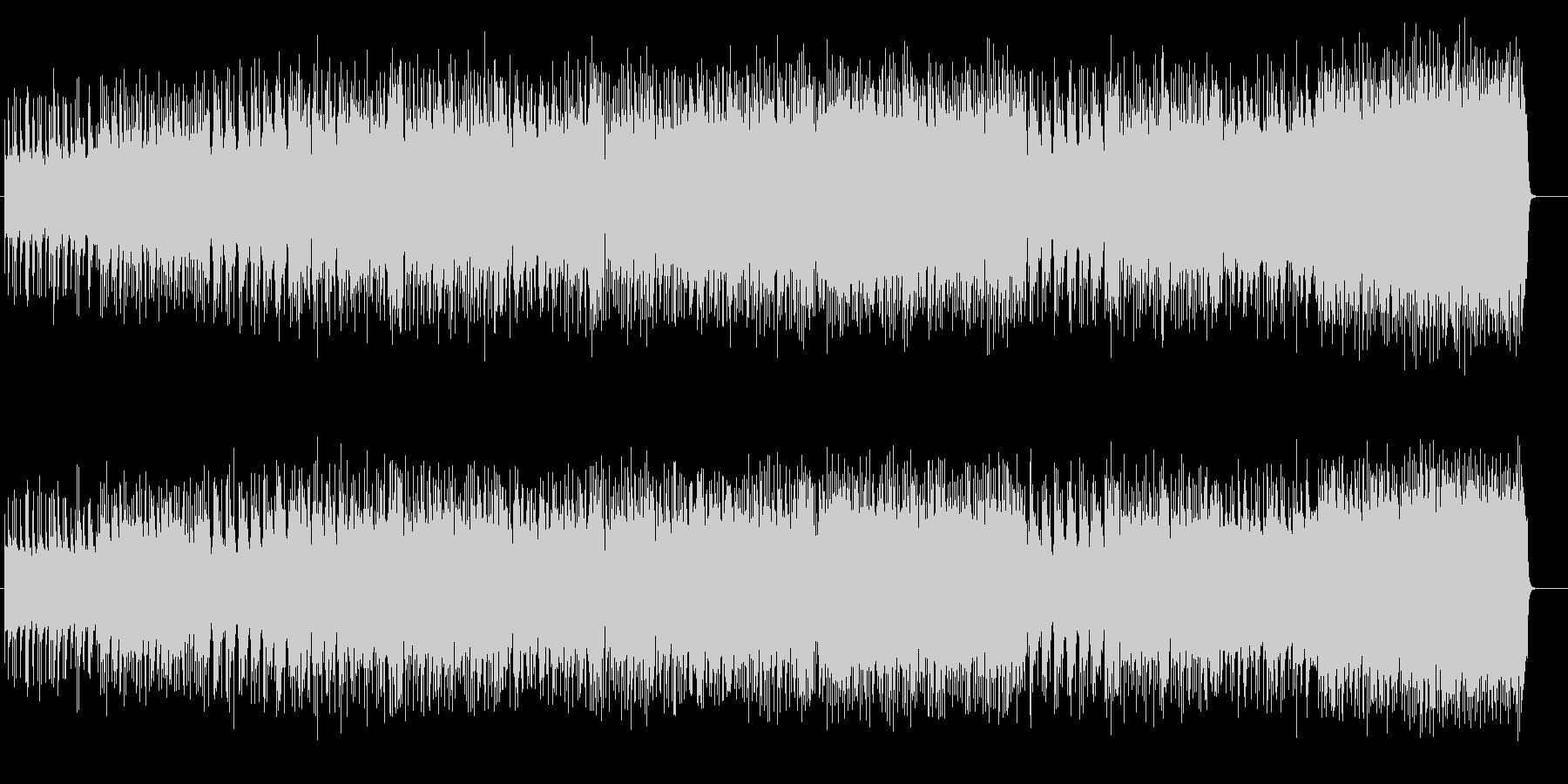 FRONTIERS/フロンティアーズの未再生の波形