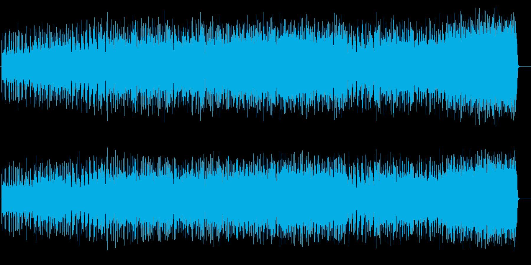 FRONTIERS/フロンティアーズの再生済みの波形