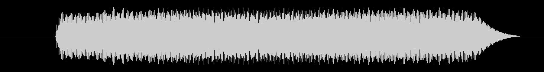 ビープ音;コンピューターのビープ音...の未再生の波形