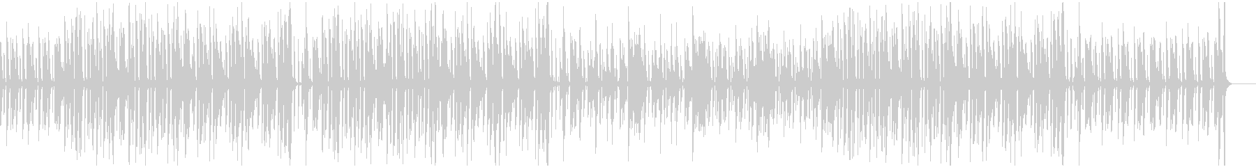 【ザ・ほのぼの】リコーダー&ピアノの未再生の波形