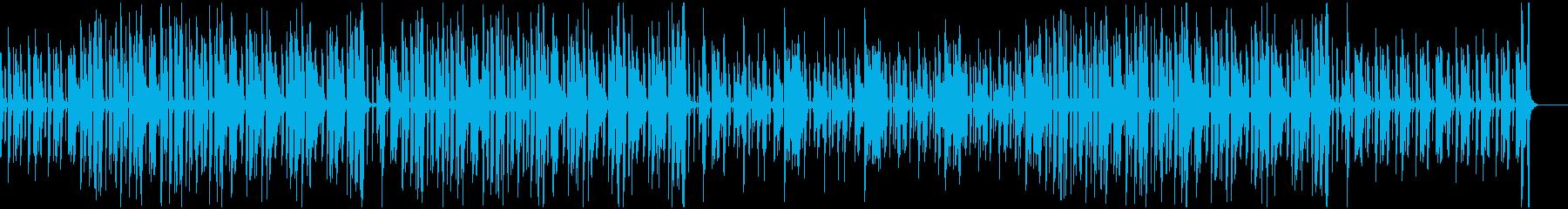 【ザ・ほのぼの】リコーダー&ピアノの再生済みの波形