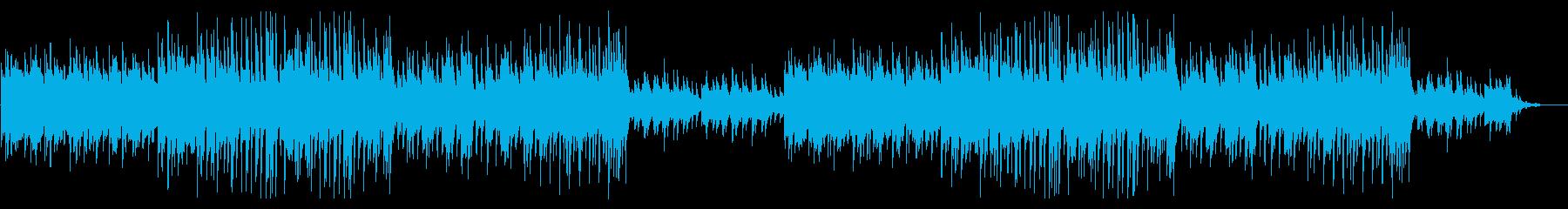 リズミカルなメロディのポップピアノ楽曲!の再生済みの波形