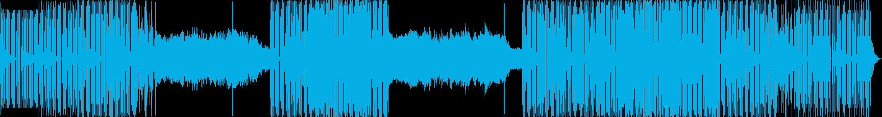 70年代/ 80年代のシンセダーク...の再生済みの波形